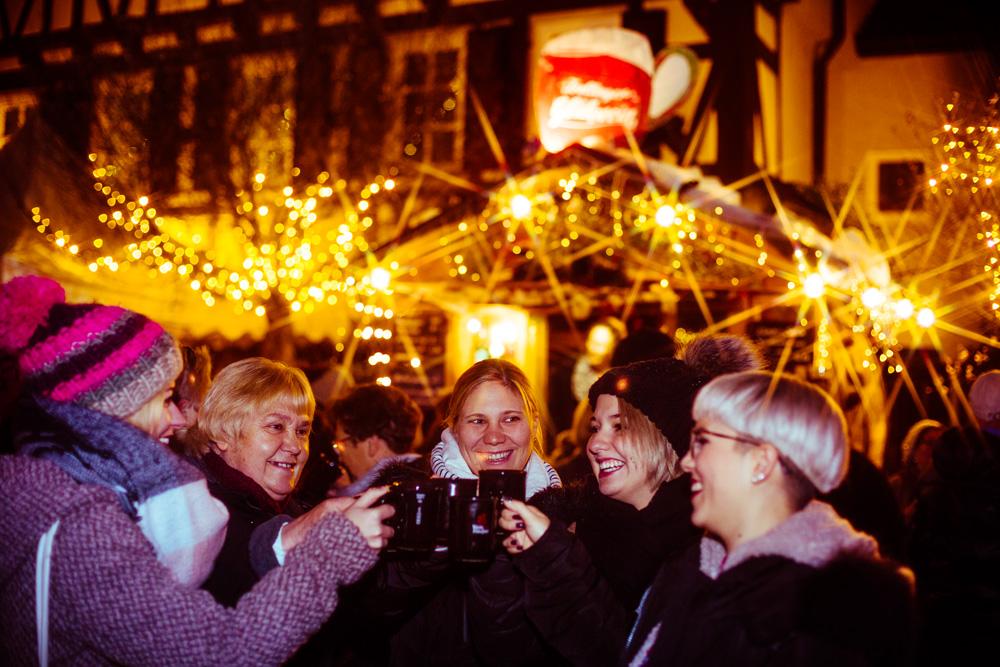 Winnender Weihnachtsmarkt