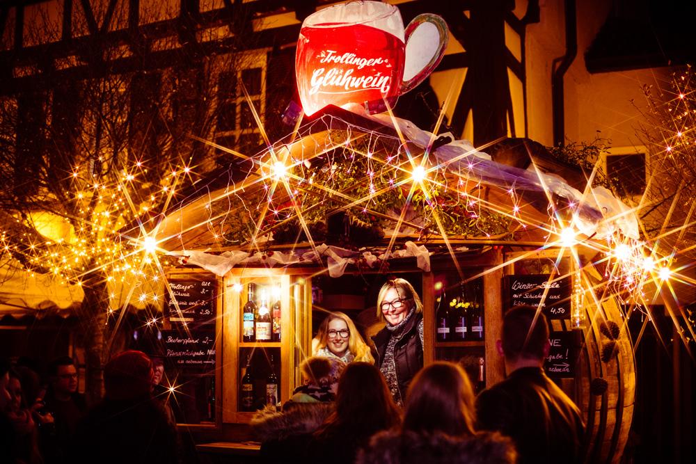 Weihnachtsmarkt Daheim